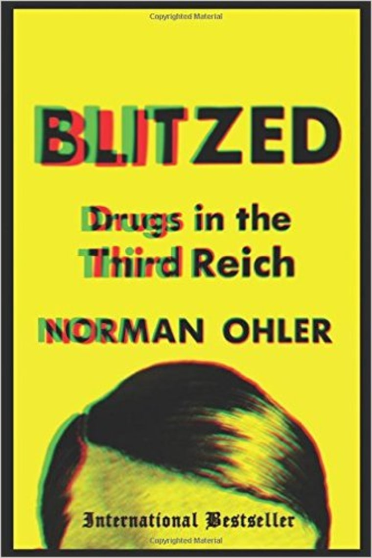 Blitzed: Drugs in the Third Reich documents Hitler's heavy drug consumption