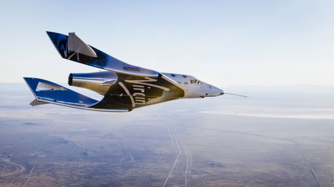 Virgin Galactic's Spaceship will offer commercial trips to space soon