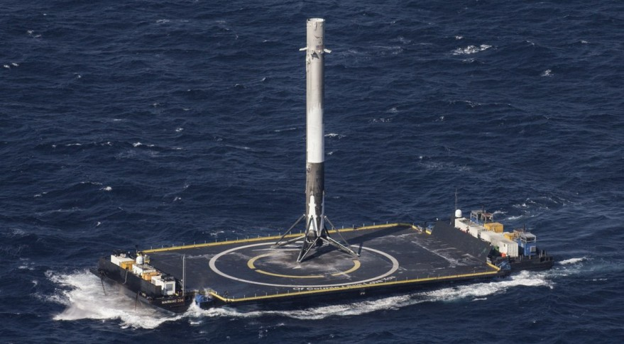 Elon Musk is set to make history with tomorrows reuse of SpaceX's Falcon 9 rocket