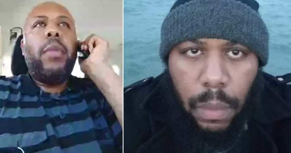 The 'Facebook Killer' murdered Robert Godwin at random in Ohio on Easter Sunday