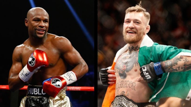Is Mayweather against McGregor a joke?
