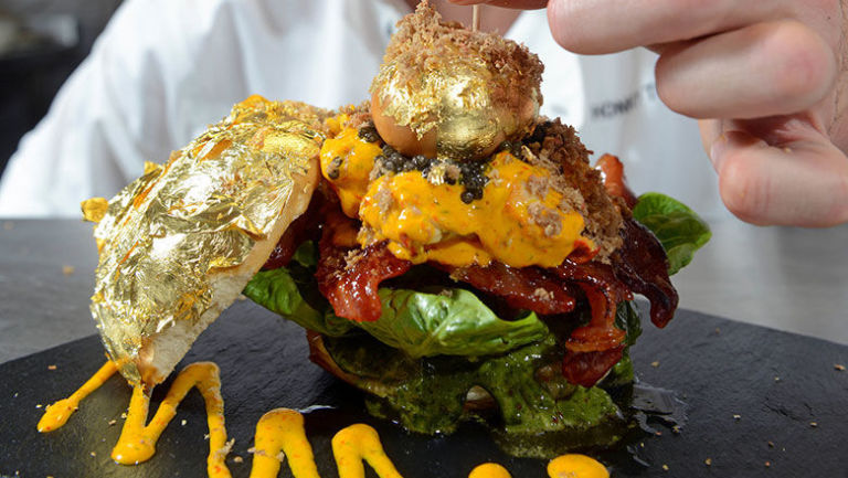 Would you pay $3000 for a burger?